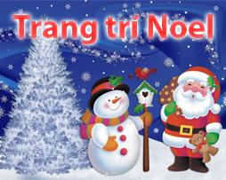 Trang trí Tết-Noel