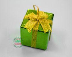 hộp quà trang trí giáng sinh