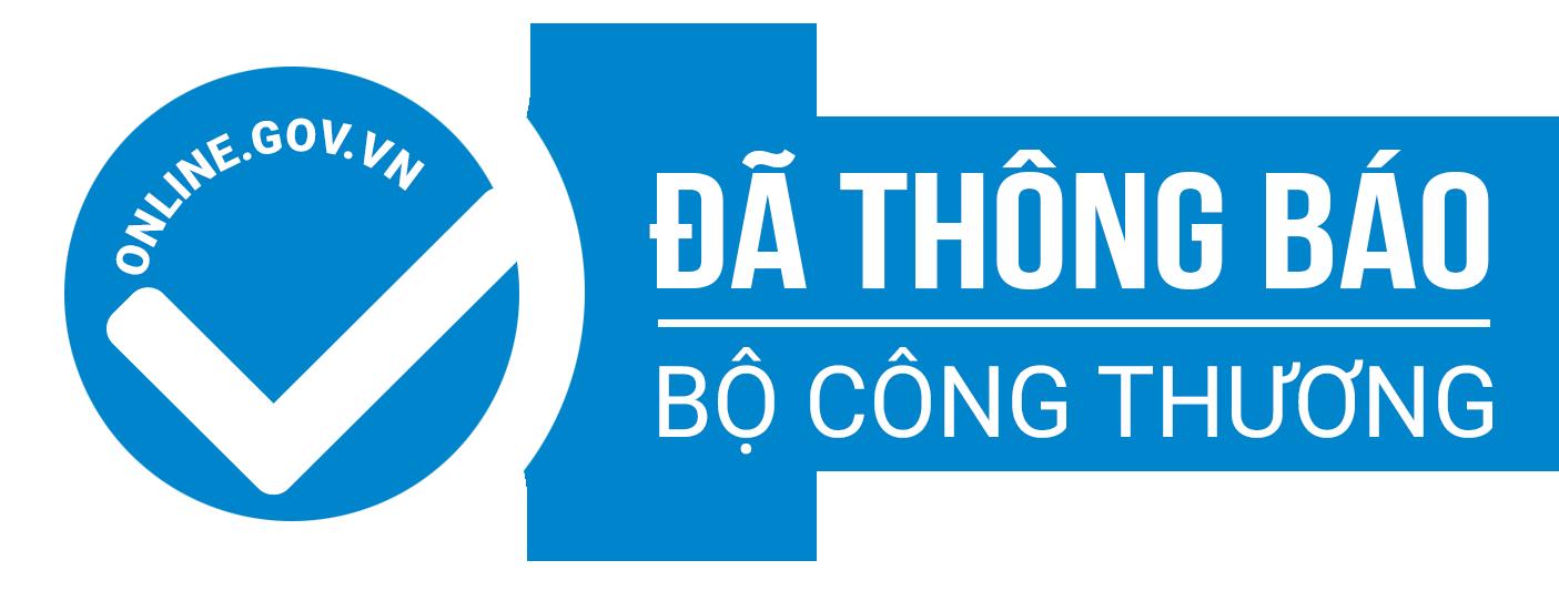 logo da thong bao website TMDT voi Bo Cong Thuong