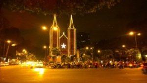 Noel 2016 đi đâu chơi ở Tp. Hồ Chí Minh