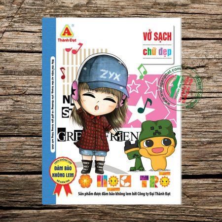 Tập Thành Đạt Hoa Học Trò 200 trang