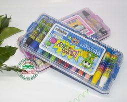 Dụng cụ học sinh bút sáp dầu tô màu