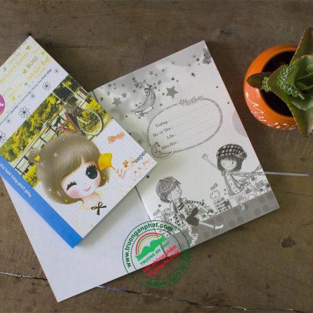 Tập Cuxi Girl 96 - 200 trang sinh viên