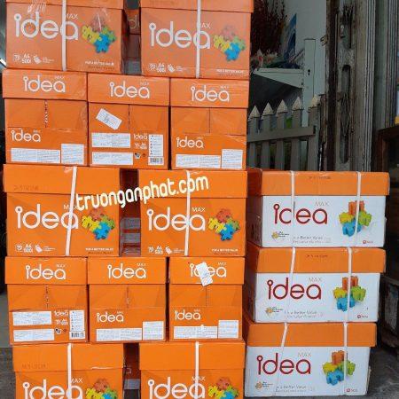Giấy in Idea A4 70 Văn phòng phẩm mỹ tho