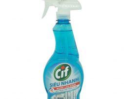 Nước lau kính Cif Unilever